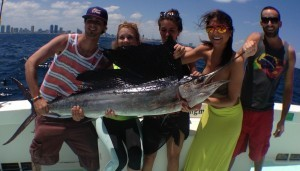 Sailfish -  Miami Fishing Charters Spellbound