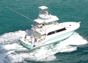 USCG Licensed & Inspected Charter Fishing Boat